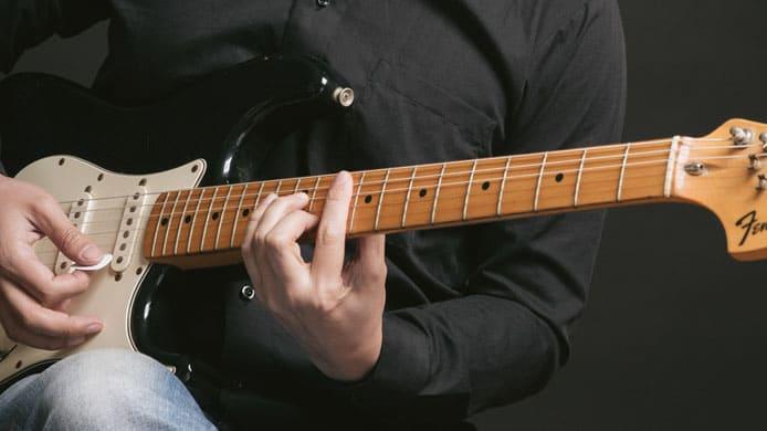 クロマチック奏法